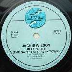 Jackie Wilson - Reet Petite (The Sweetest Girl In Town) - SMP  - Soul & Funk