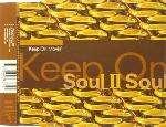 SOUL II SOUL - Keep On Movin' - CD single