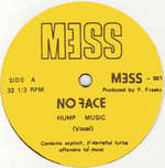 No Face - Hump Music Vinyl