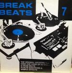 The Original Unknown DJ's - Break Beats 7 - Warrior Records - DJ Turntablist Tools