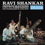 Ravi Shankar - Improvisations And Theme From Pather Panchali - Doxy - Folk