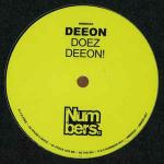 DJ Deeon - Deeon Doez Deeon! - Numbers. - Ghetto Tech