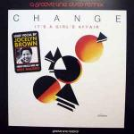 Change - It's A Girl's Affair / Searching - Groove Line Records - Italo Disco