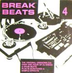 The Original Unknown DJ's - Break Beats 4 - Warrior Records - DJ Turntablist Tools