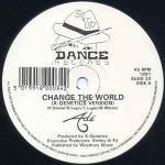 ADÉ - Change The World - 12''45回転