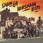 Sham 69 - Hersham Boys - Polydor - Punk