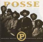 Various - Posse (Original Motion Picture Soundtrack Album) - A&M Records - Soundtracks