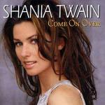 Shania Twain - Come On Over - Mercury - Country and Western