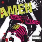 Amen  - Death Before Musick - Columbia - Punk