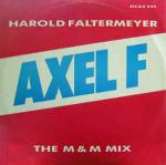 Harold Faltermeyer - Axel F (The M & M Mix) - MCA Records - Old Skool Electro