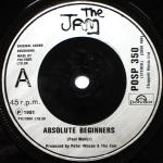 The Jam - Absolute Beginners - Polydor - Rock