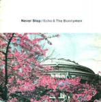 Echo & The Bunnymen - Never Stop - Korova - New Wave
