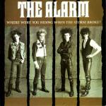 The Alarm - Where Were You Hiding When The Storm Broke? - I.R.S. Records - Rock