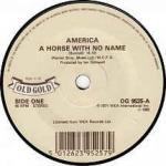 America  - Horse With No Name / Ventura Highway - Old Gold  - Folk