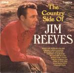 Jim Reeves - The Country Side Of Jim Reeves - RCA Camden - Country and Western