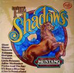 The Shadows - Mustang - Music For Pleasure - Easy Listening