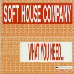 Soft House Company - What You Need... - Flash Forward - Warehouse