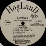 Leviticus & Victor Cook - Life Story - HogLand Records - Deep House