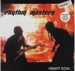 RHYTHM MASTERS - Heavy Soul - Maxi 45T