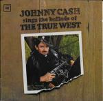Johnny Cash - Sings The Ballads Of The True West - Columbia - Country and Western