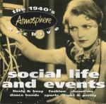 Various - Social Life & Events /The 1940s Archive  - Atmosphere  - Soundtracks