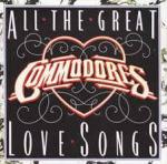 Commodores - All The Great Love Songs - Motown - R & B