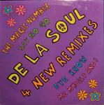 De La Soul - 4 New Remixes - Big Life - Hip Hop