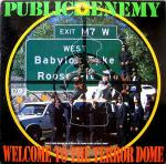 Public Enemy - Welcome To The Terrordome - Def Jam Recordings - Hip Hop