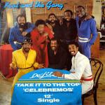 Kool & The Gang - Take It To The Top / Celebremos - De-Lite Records - Disco