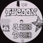 Tycoon & Tycoon Tosh - Nobody Tells Tycoon What To Do - TYC Records - Acid Jazz