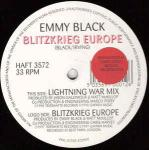Emmy Black - Blitzkrieg Europe - Triebhafte - Hard House