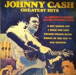 John Cassidy  - Johnny Cash Greatest Hits - Stereo Gold Award - Country and Western
