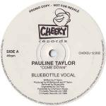 Pauline Taylor - Come Down - (DISC 3 MISSING) - Cheeky Records - Progressive