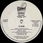 Hi-Lux - Feel It (DJ Professor Remixes) - Cheeky Records - Progressive