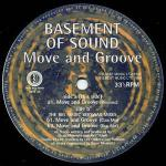 Basement Of Sound - Move And Groove - 3 Beat Music - Progressive