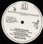 Gerald Alston - Nothing Can Change - Motown - Soul & Funk