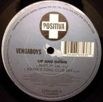 VENGABOYS - Up And Down - 12 inch 45 rpm