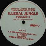 Various - Illegal Jungle Volume 2 - WEST8 - Jungle