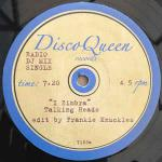 Talking Heads & Jean Carn - I Zimbra / Was That All It Was - Disco Queen Records (2) - Disco