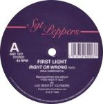 First Light  - Right Or Wrong - Sgt Peppers - Synth Pop
