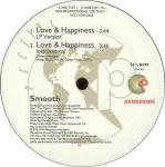Smooth  - Love & Happiness - Perspective Records - R & B