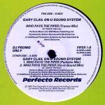 GARY CLAIL & ON-U SOUND SYSTEM - Who Pays The Piper? - Maxi 45T