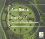 Ann Nesby - Hold On EP - AM:PM - US House