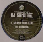 DJ Samurai - Sound With Fire / Artemis - Frequency - Drum & Bass