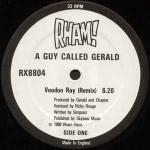 A Guy Called Gerald - Voodoo Ray (Remix) - Rham! - Acid House