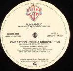 Funkadelic - One Nation Under A  - reissue - Warner Bros. Records - Soul & Funk