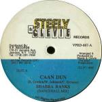 Shabba Ranks - Caan Dun - Steely & Clevie Records - Reggae