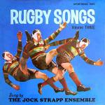 The Jock Strapp Ensemble - Rugby Songs Volume Three - Sportdisc - Folk