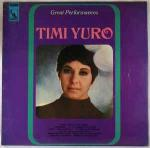Timi Yuro - Great Performances - Liberty - Pop