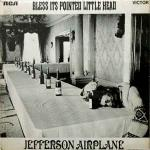 Jefferson Airplane - Bless Its Pointed Little Head - RCA Victor - Rock